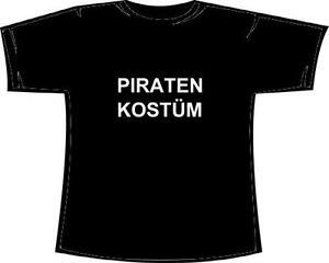 Piratenkostuem-Pirat-T-Shirt-Kostuem-Fastnacht-Fasching-Karneval-Verkleidet-u-a