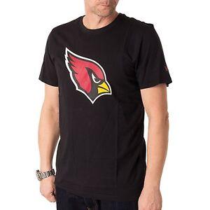 New-Era-Arizona-Cardinals-Camiseta-Hombre-Camiseta-color-negro-32723