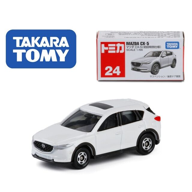 Takara Tomy Tomica #24 Mazda CX-5 Suspensión Coche Juguete 2018