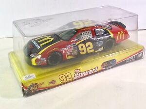 NASCAR WINNERS CIRCLE HOOD SERIES TONY STEWART  #92 McDONALDS