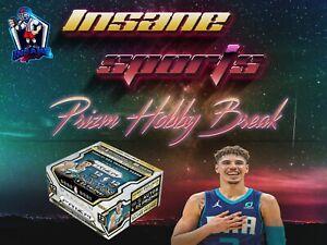 2020-21 Panini Prizm Hobby Box Break NBA Basketball - PYT Break #ISB-110🔥