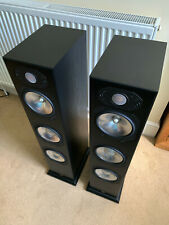 monitor audio silver s8 main stereo speakers