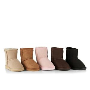 ac497b27684 Details about Sheepskin Ugg Boots - KIDS - Classic Ugg Australia - All  Colours