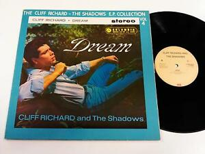 CLIFF RICHARD AND THE SHADOWS DREAM - E.P. COLLECTION VOL.4 - LP EMI 1982