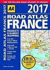 AA Road Atlas France 2017 by AA Publishing (Spiral bound, 2016)