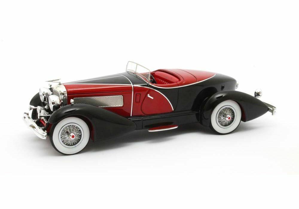 DUESENBERG J  SWB francese vero SPEEDSTER 1931 in resina modellololo auto