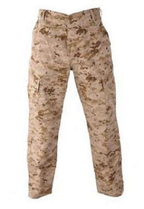 US PROPPER MARPAT Army Desert Digital USMC ACU Combat Battle Rip Hose pants XXLL