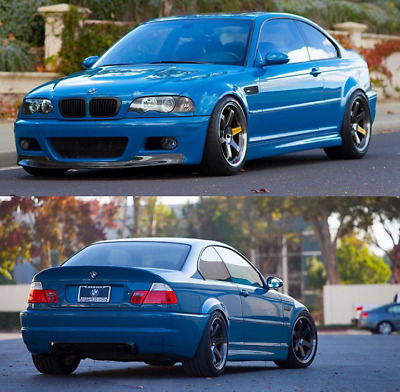 Bmw 3 Series M3 E46 Csl Body Kit Ebay