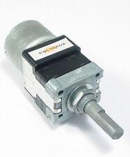 ALPS 6x100KA  6-Gang RK16812MG LOG Stereo Motorized Potentiometer Pot 1pc