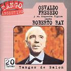 Tangos de Salon by Osvaldo Fresedo (CD, Feb-2002, BMG (distributor))