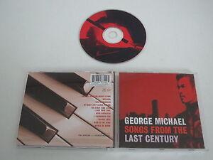 GEORGE-MICHAEL-SONGS-FROM-THE-LAST-CENTURY-VIRGIN-7243-8-48740-2-5-CD-ALBUM