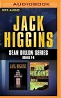 Jack Higgins - Sean Dillon Series: Books 7-8: The White House Connection, Day of Reckoning by Jack Higgins (CD-Audio, 2016)