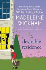 A Desirable Residence by Madeleine Wickham (2010, Hardcover)