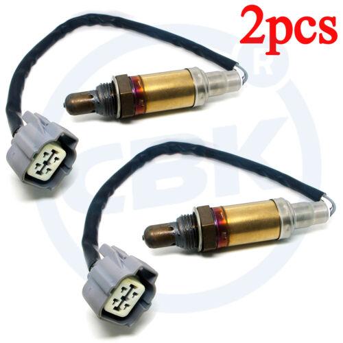 2pcs O2 Oxygen Sensor Downstream For Honda CR-V Element Insight Civic 250-24398