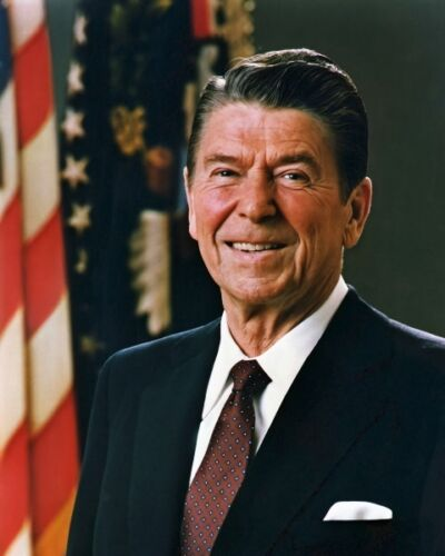 40th President of the United States New 11x14 Photo Ronald Wilson Reagan