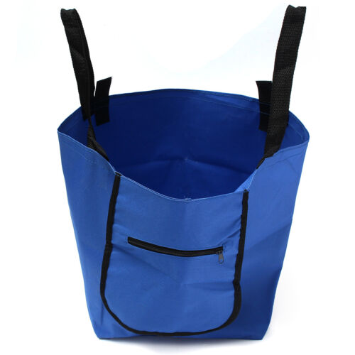 + Reusable Large Supermarket Shopping Bags Trolley Foldable