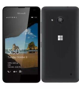 TOUT-NOUVEAU-Microsoft-Nokia-Lumia-550-Noir-4G-SIM-debloque-Windows-telephone