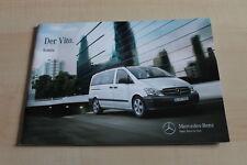 129153) Mercedes Vito Kombi Prospekt 03/2003