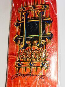 Details about  /John Lucero Signed Skateboard Deck Black Label Skateboards M.I.A Deck RIP Grosso
