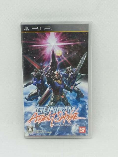 Sony Psp PLAYSTATION Portable - Gundam Assault Survive Bandai Japon Version
