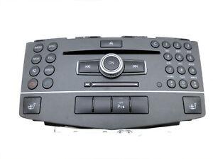 Navigationssystem Navi Command APS Changer ECE Head Unit High für W204 S204 C250