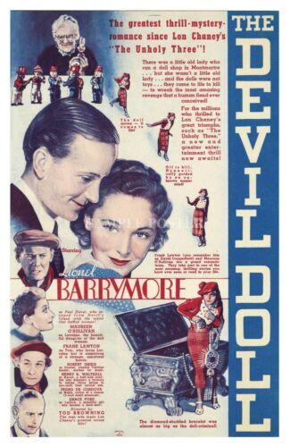 Horror Film Poster A3 Vol.3 Vintage 50s 60s 70s 80s 90s Wall Decor Pub Club Room