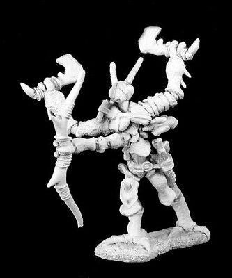 Garzuhl Mantis Man Ranger 03580 - Dark Heaven Legends - Reaper MiniaturesD&D