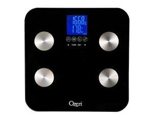 Digital Electronic Bathroom Black Bath Scale Weight Baby