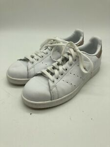 ejemplo cráneo Indígena  Adidas Stan Smith Size 8 White Rose Gold Women's Sneakers | eBay