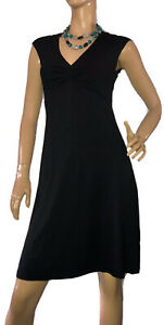 THE-ARK-SIZE-S-BLACK-JERSEY-DRESS