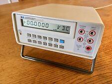 Hewlett Packard/Agilent 3468A Digital Multimeter
