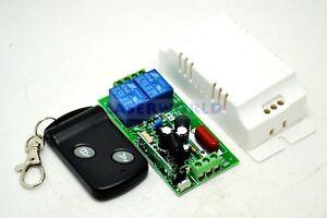 2CH-RF-Wireless-Remote-Control-Receiver-Transmitter-Adjustable-315MHZ