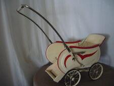 schöner alter Puppenwagen Kinderwagen