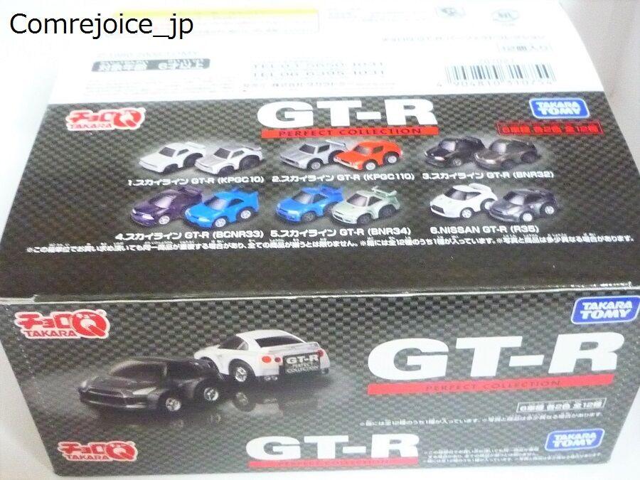 ChGold Q TAKARA SKYLINE History GT-R KPGC10 KPGC110 BNR32 BCNR33 BNR34 R35 NEW