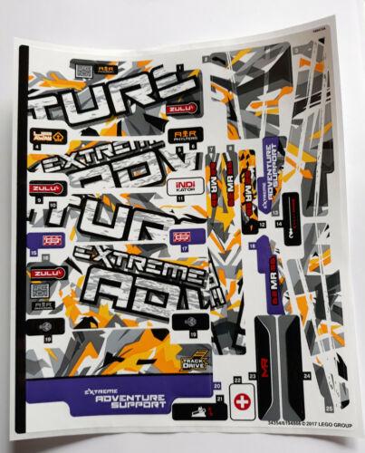 LEGO® Technic Aufkleber Sticker für 42069 Extremgeländefahrzeug NEU