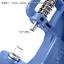 Pack-hand-press-machine-6-tools-dies-for-single-double-cap-rivets-set-kit-S023 miniatuur 2