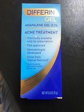 Differin Gel Acne Treatment 15g For Sale Online Ebay