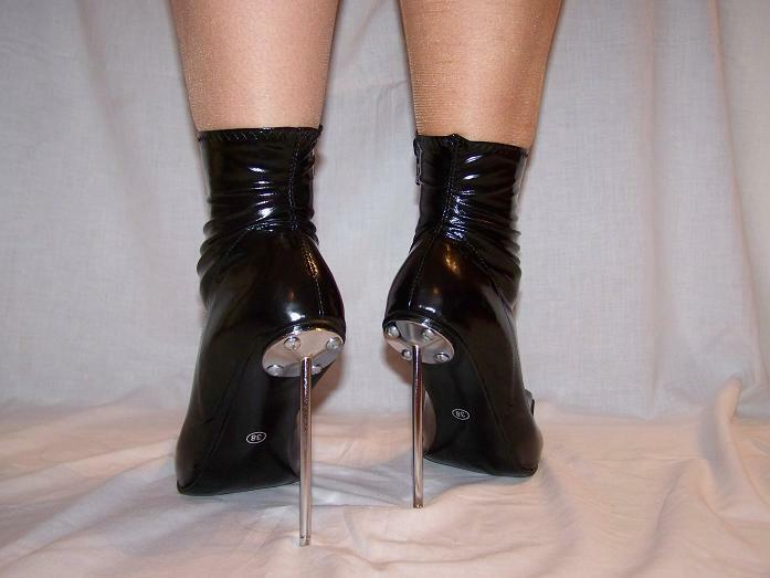 BLACK OR RED LATEX HEELS-5,5' RUBBER BOOTS SIZE 5-16 HEELS-5,5' LATEX - BOLINGIER  POLAND FS675 0ebd61