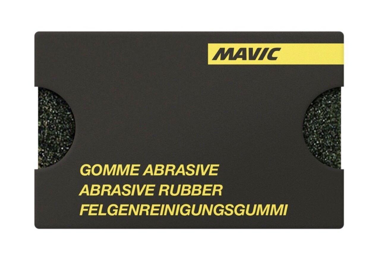 MAVIC Abrasive Rubber Rim Cleaner Bike Bicycle Cycling Brake   SHIPS Free today