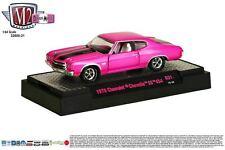 1:64 M2 Machines Detroit Muscle R31 *PINK* 1970 Chevelle SS *NIB*