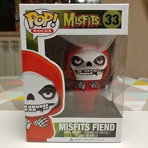 Funko Pop!   Misfits Vaulted - Fiend (inclus Protector)