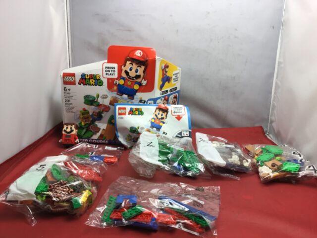 LEGO Super Mario Adventures Mario Starter Course 71360- NOB