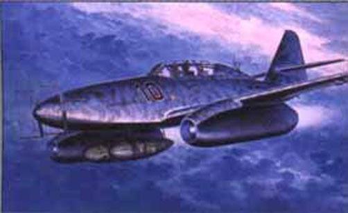 Dragon 5519 1 48 Messerschmitt Me262B-1a U-1 Nachtjager