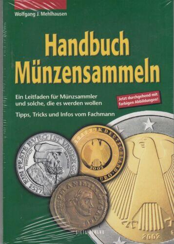 1 von 1 - LANZ Wolfgang J. Mehlhausen Handbuch Münzensammeln  ~F6