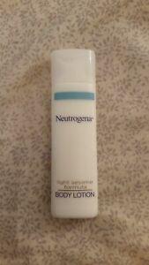 New Neutrogena Light Sesame Formula Body Lotion Travel Size 1oz Ebay