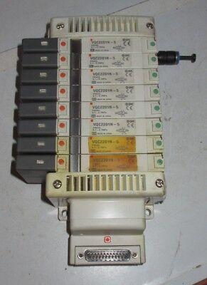 SMC VQC2201N-5 Valve VQC2201N5