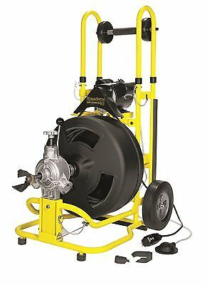 COBRA PRODUCTS ST-650 SPEEDWAY DRAIN CLEANING MACHINE 3//4 IN X 100 FT.