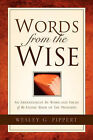 Words from the Wise by Wesley G Pippert (Paperback / softback, 2003)