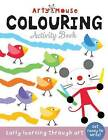 Arty Mouse Colouring by Susie Linn (Paperback, 2016)