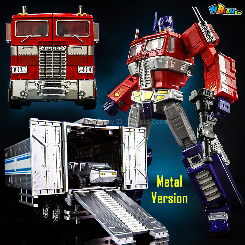 KBB  MP10V G1 Optimus Prime Autobot Transformed Container Metal Version 8  cifra  stile classico